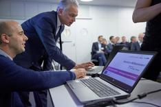 Alexander Rabe auf der Innovationskonferenz