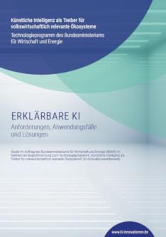 Studie Erklärbare KI Cover