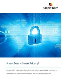 Smart Data – Smart Privacy?