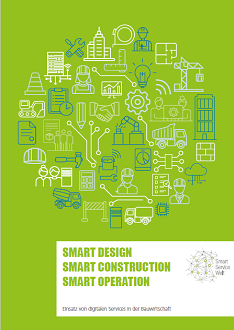 "Dieses Bild zeigt das Titelbild der Publikation ""Smart Design, Smart Construction, Smart Operation"""
