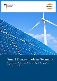 Cover der Publikation Smart Energy made in Germany
