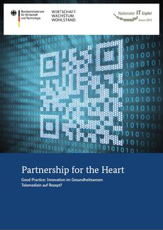 "Cover der Publikation ""Partnership for the Heart"""