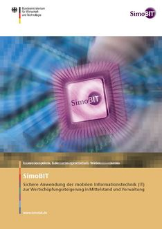 Cover der Publikation SimoBIT