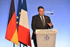 Sigmar Gabriel, Bundesminister für Wirtschaft und Energie