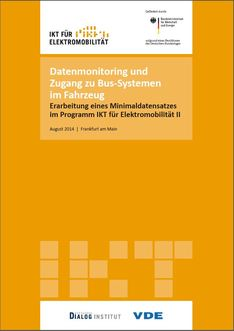 Cover Publikation Datenmonitoring