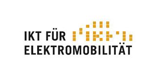 Logo IKT für Elektromobilität