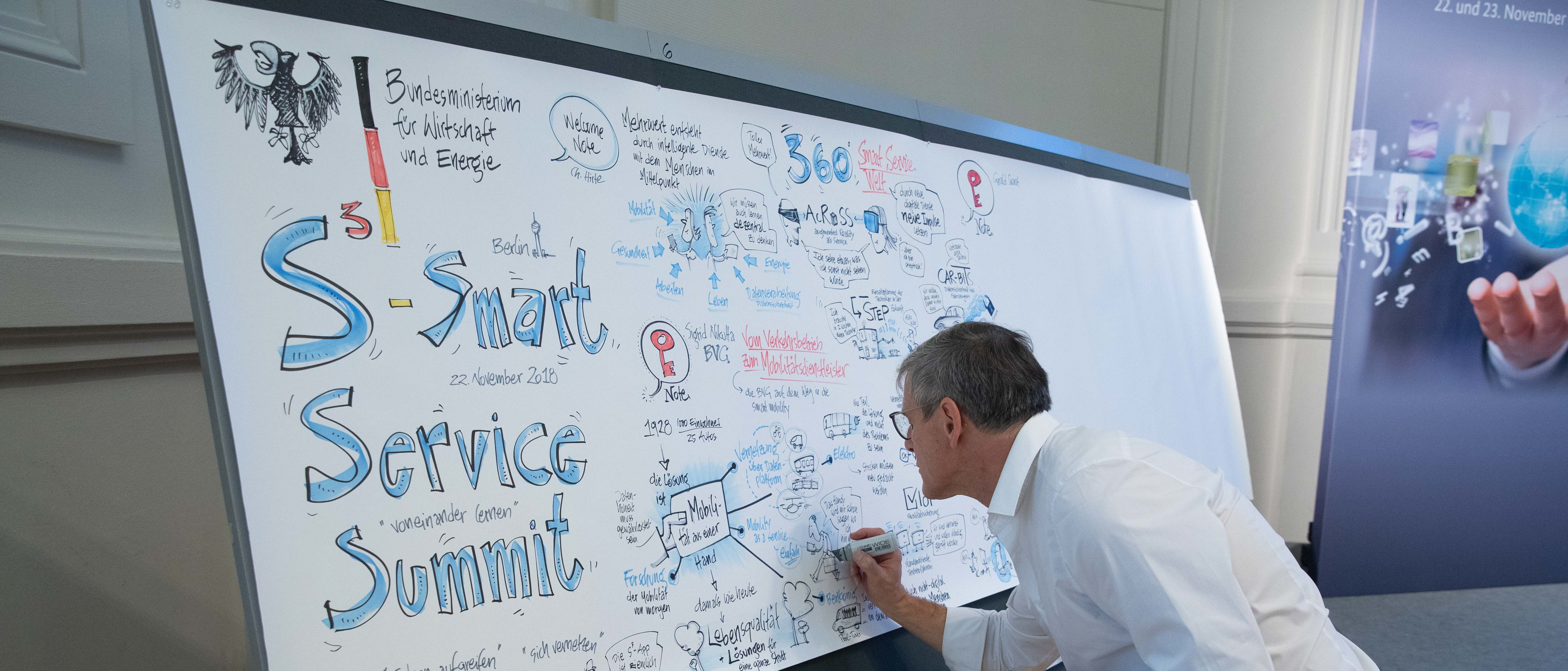 Graphic Recording Summit Slider
