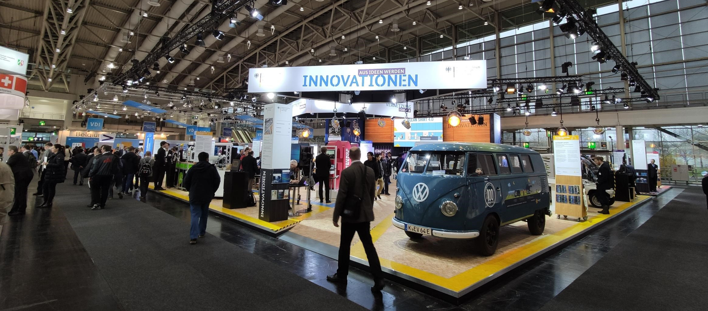 SSW Hannover Messe 2019 Slider