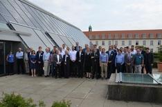 Teilnehmer der ersten Workshops der Fachgruppe Rechtsrahmen