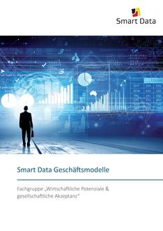 Titelblatt Positionspapier Smart Data Geschaeftsmodelle