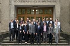 Die Mitglieder des Projekts ExCELL in Dresden