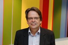 Portrait von Prof. Dr. Volker Tresp vom Projekt Klinische Datenintelligenz KDI