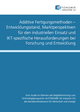Additive Fertigung Studie HMI 2016 cover