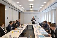Workshop Geschäftsmodelle Industrie 4.0