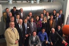 Teilnehmer des 2. Anwenderkreistreffens in Tübingen