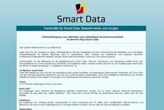 Onlinebefragung Smart Data