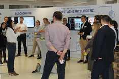 Dieses Bild zeigt eine Impression vom Smart-Service-Welt-Transferworkshop.
