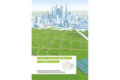 Energierevolution getrieben durch Blockchain Cover