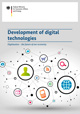 Cover Development of digital technologies