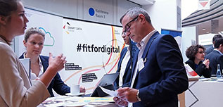 Event of the Forum Digital Technologies