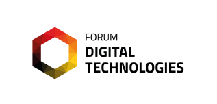 Logo of the Forum Digital Technologies