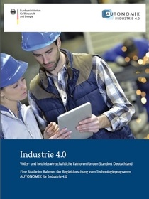 Cover der Publikation Industrie 4.0
